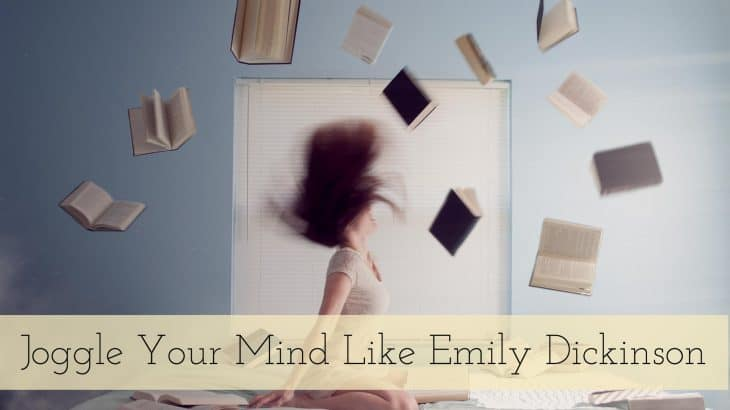 Joggle Your Mind Like Emily Dickinson