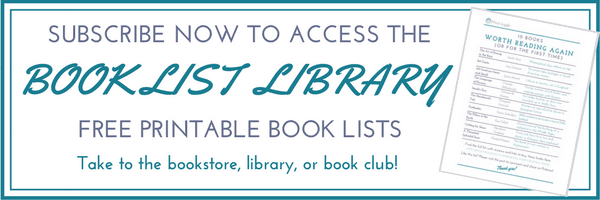 Subscribe now to access the Mind Joggle Book List Library. Free printable book lists.