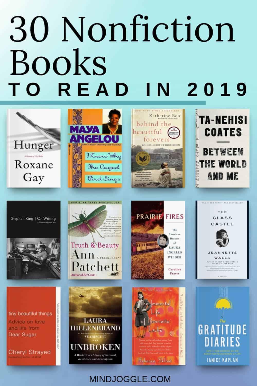 read fiction books nonfiction non reading memoirs bucket must club lists mind amazon