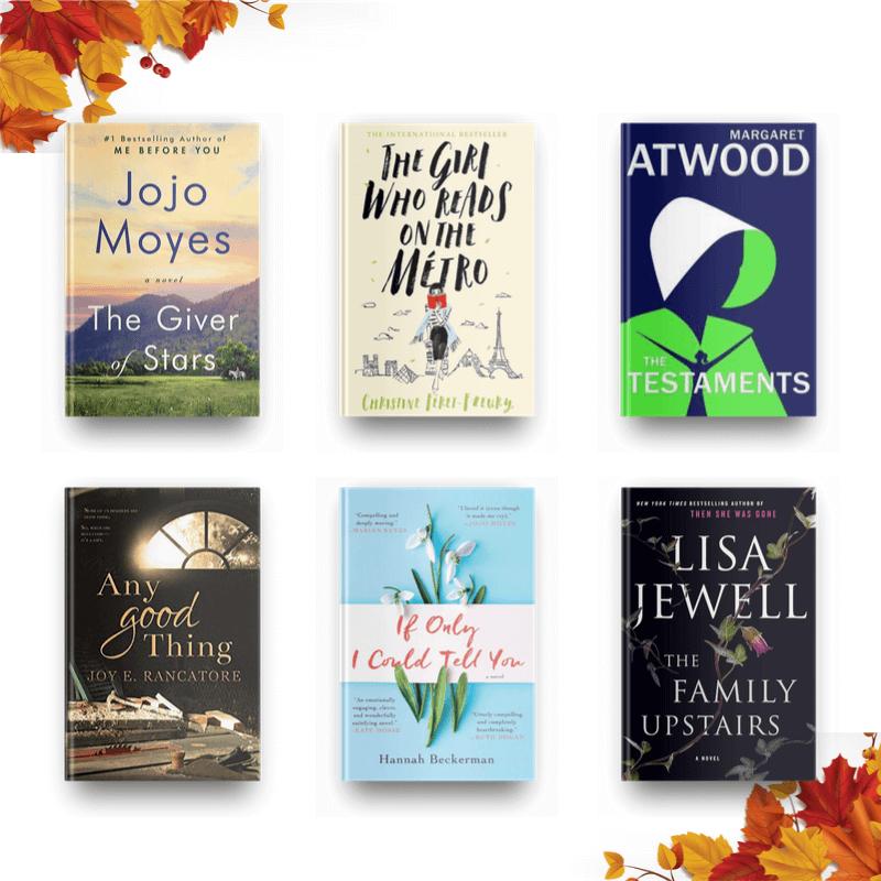October 2019 Reading List
