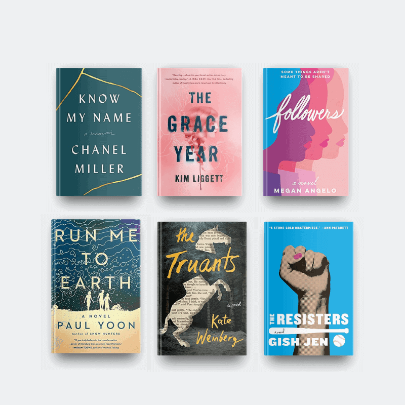 Mini Reviews of Recent Reads – February 2020