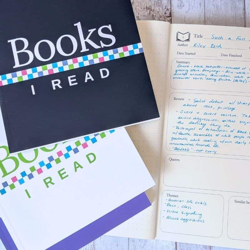 The Ultimate Guide to Reading Journals for Book Lovers